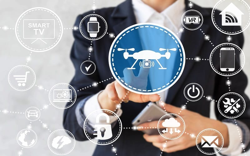 Drone Security Risks - Risk Group